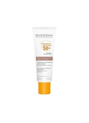 Bioderma Bioderma Photoderm Spot-Age SPF50+ Gel-Cream 40ml Renksiz